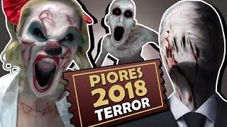 8 PIORES FILMES DE TERROR DE 2018