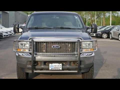 Used 2003 Ford Excursion Saint Paul MN Minneapolis, MN #G89844A - SOLD