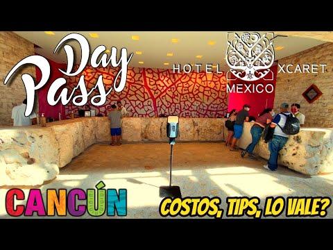 ✅ Day PASS Hotel Xcaret MÉXICO 2020 |  😱 TODO INCLUIDO | 🔴 Costos, Q incluye? (TIPS REALES 100%) 😎