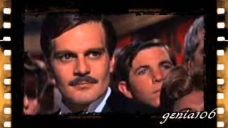 Omar Sharif~Doctor Zhivago~Pjotr Leschenko~Moje Posledneje Tango~Julie Christie