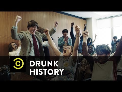 Drunk History  Judy Heumann Fights for People with Disabilities