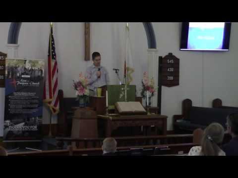 Why I Believe - Minister Joseph Sharp