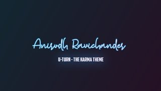 U Turn The karma theme telugu new song lyrics |samantha|anirudh|lyrics song|