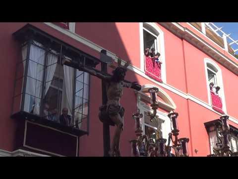 HD Espectacular Cristo de la Sed Miércoles Santo SSanta Sevilla 2014 - Abrazado a triana