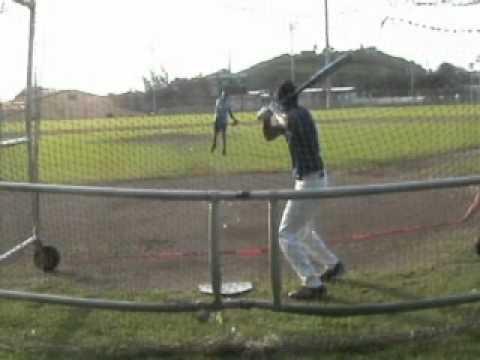 Michael Flemming Baseball Workout