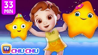 Twinkle Twinkle Little Star + More 3D Nursery Rhymes & Kids Songs - ChuChu TV