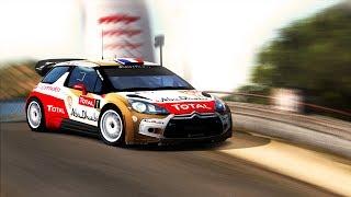 WRC 4 WRC: FIA World Rally Championship 4 Gameplay Robert Kubica Monte Carlo