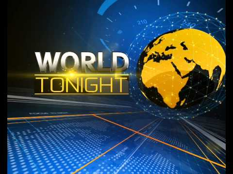 After effect templates for free download world tonight