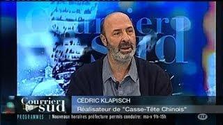 Casse-tête chinois : Interview de Cédric Klapisch (Toulouse)
