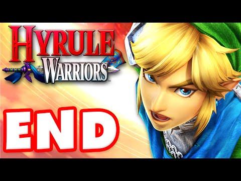 Hyrule Warriors - Gameplay Walkthrough Part 16 - ENDING! Ganondorf Boss Fight! (Wii U)