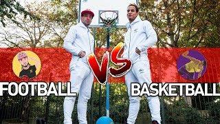 FOOTBALL vs. BASKET feat. BRISCO CHAMPION DU MONDE ! thumbnail