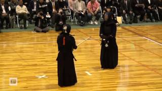 14th All Japan Invitational 8-dan Kendo Championships — Highlights