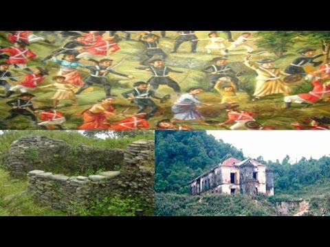 Sindhuli Gadhi as a National pride & Historical fort of  Nepal report on  News nrn