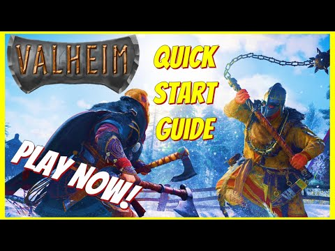 How to Survive Your First Day Playing Valheim: The Beginner's Guide