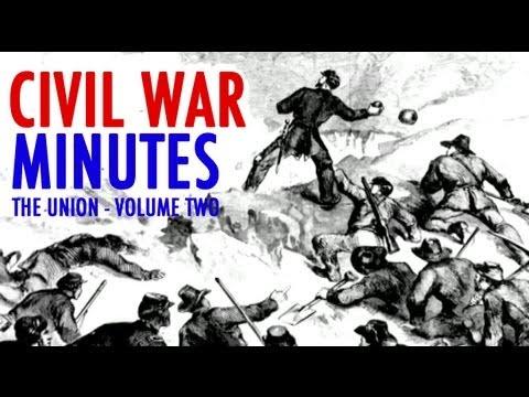 Civil War Minutes: The Union - Volume 2