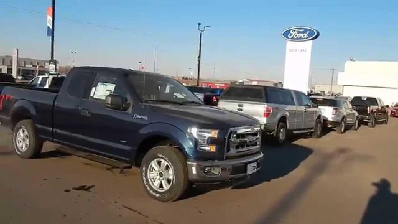 2016 Ford F150 2 7L EcoBoost