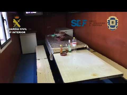 Operación Brigado: detenidos por explotación laboral en Navarra