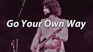Go Your Own Way | Fleetwood Mac Karaoke