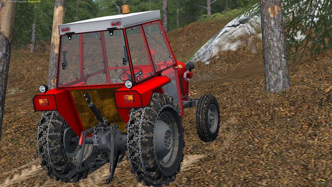 Imt 539 Lanci bajo moj rokamo WTS MAP  Farming Simulator 2017  - YouTube