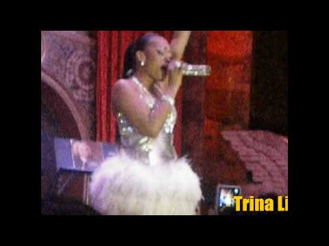Trina - Amazin' CD Signing & Live Performance