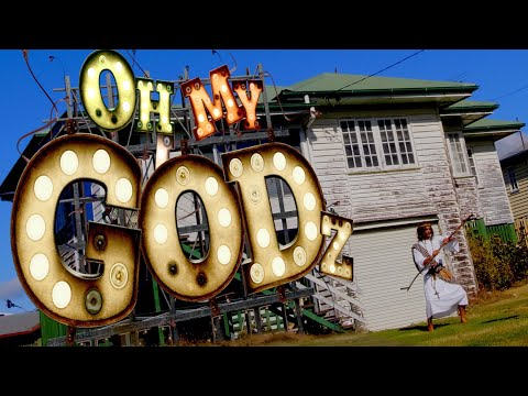 "Aussie Comedy Web Series feat Comedian Andy Saunders | OH MY GODZ Pilot | ""Tell Me Your Story"""