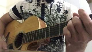 Yêu Vội Vàng- Lê Bảo Bình Guitar Cover Bộ Đội