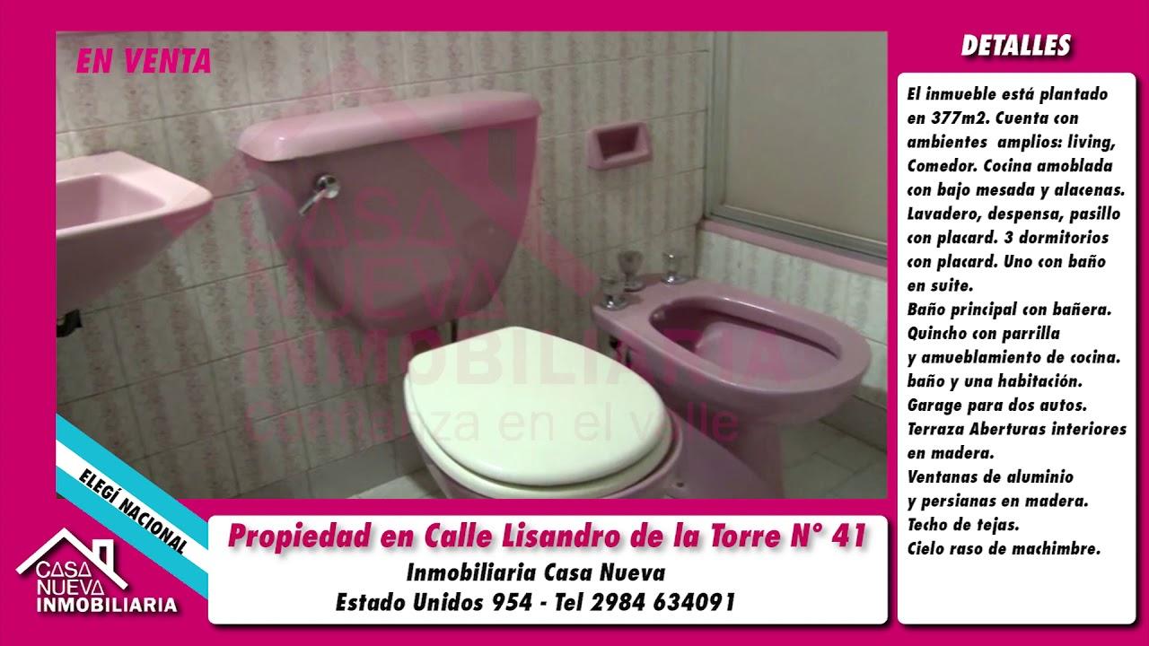 Propiedad Lisandro De La Torre 41 Youtube