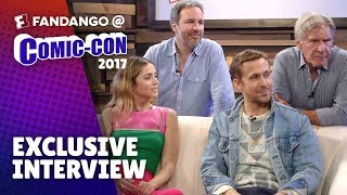 Making 'Blade Runner 2049' and Harrison Ford's Master Plan | Comic-Con 2017