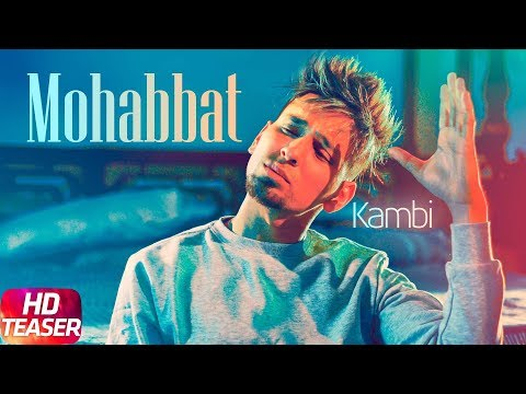 Teaser | Kambi | Mohabbat | Releasing On 11th May | Speed Records