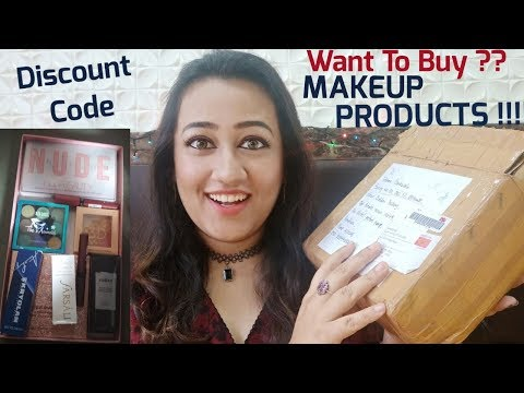Cheapest Place To Buy Makeup Online | Discount Code | Ultra Affordable ₹120/– ₹ 500/-