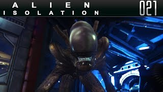 👽 ALIEN ISOLATION [021] [Flucht aus dem Labor] thumbnail