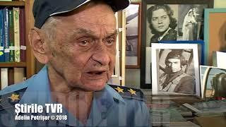 Generalul Ion Dobran a urcat la manșă la 99 de ani, după o pauză de vreo 4 decenii. Un reportaj exclusiv al Știrilor TVR.