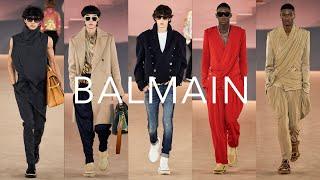 BALMAIN FALL Show