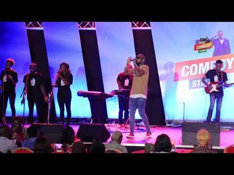 Alex Muhangi Comedy StoreApril2018 - Eddy Kenzo