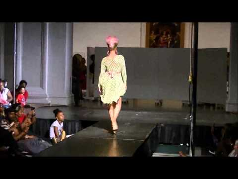 Itsallgoodtv/The Caribbean Fashion Show at The Bklyn museum