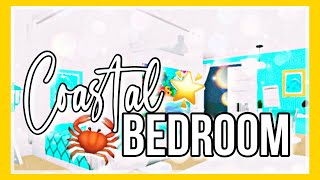 ROBLOX | Bloxburg: Coastal Cottage Bedroom 10k