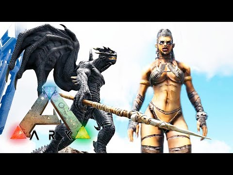 Новые Персонажи в ARK Survival Evolved - мод DragonPunk Fomorian Races
