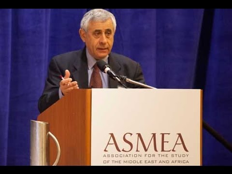 "ASMEA 2013 Roundtable A: ""Forty Years of Failed Attempts to Solve the Arab-Israeli Conflict"""