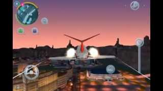 Gangstar Vegas: where to get a plane for free.