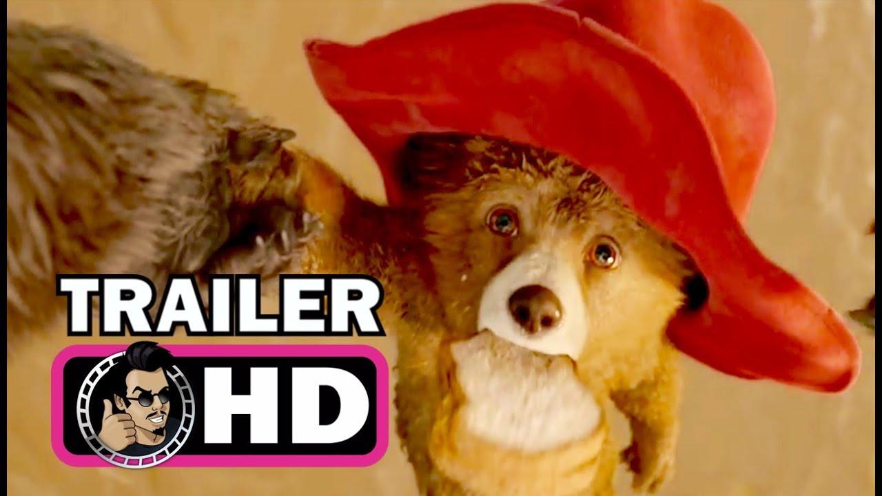 Download PADDINGTON 2 - U.S. Trailer #2 (2018) Hugh Grant, Ben Whishaw Family Comedy Movie HD