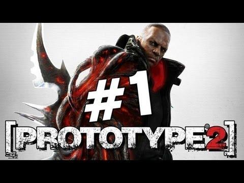 Прохождение игры Prototype 2 - Часть 1
