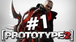 Прохождение игры Prototype 2 - Часть 1(Уровень сложности: Высокий Новая игра + Получаем новые способности. Приятного просмотра. Моя партнерская..., 2012-09-13T10:06:22.000Z)