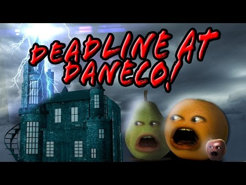 Annoying Orange – Deadline At Daneco!