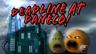 Annoying Orange - Deadline At Daneco! #Shocktober