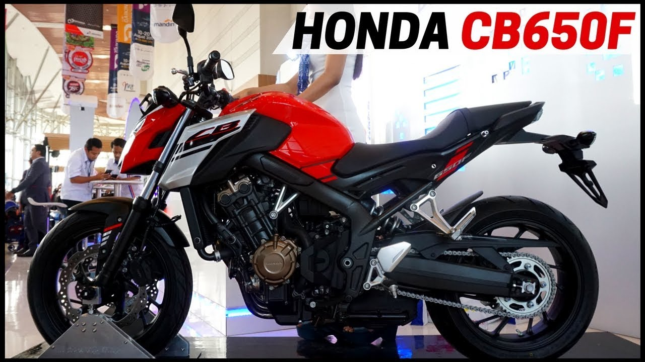 2018 honda cb650f review awesome first look youtube. Black Bedroom Furniture Sets. Home Design Ideas
