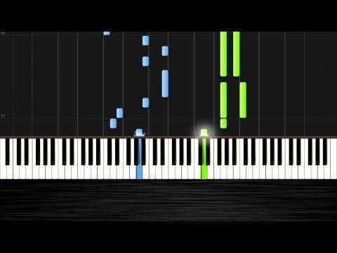 Katy Perry - Unconditionally - Piano Tutorial by PlutaX (Synthesia)