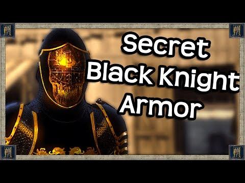 SECRET Black Knight Armor Mod - Kingdom Come: Deliverance Mod Gameplay