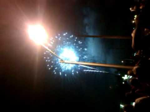Grand Finale Winslow Maine Fireworks