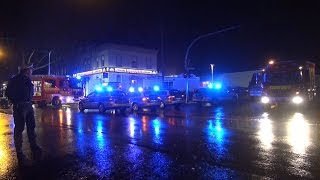 NRWspot.de | Herten – Großalarm für die Feuerwehr ging glimpflich aus –