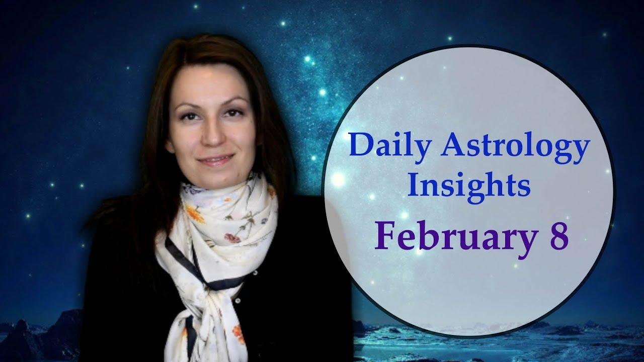 Daily Horoscope: February 8 | Sun quintile Mars